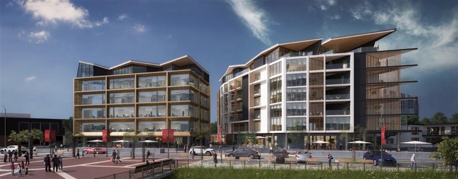 Bay hill development julian blanchard for Independent hotels near me