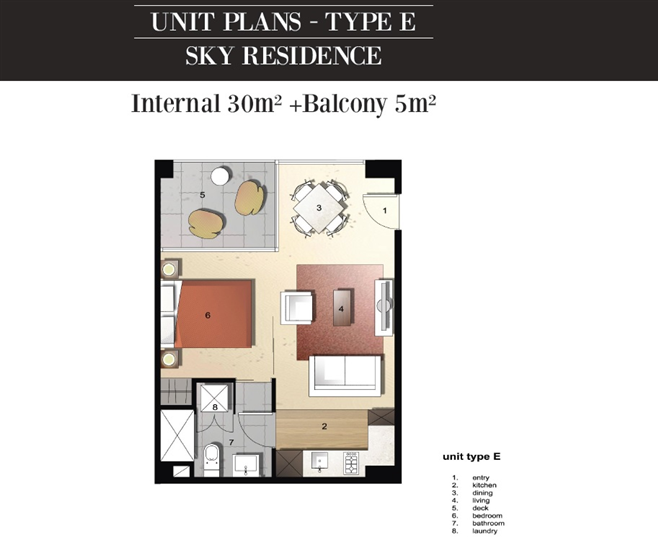 Urba residences freemans bay mushtaq sheikh jp dipre for Apartment floor plans nz