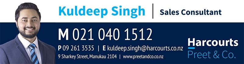 Kuldeep Singh | Sales Consultant