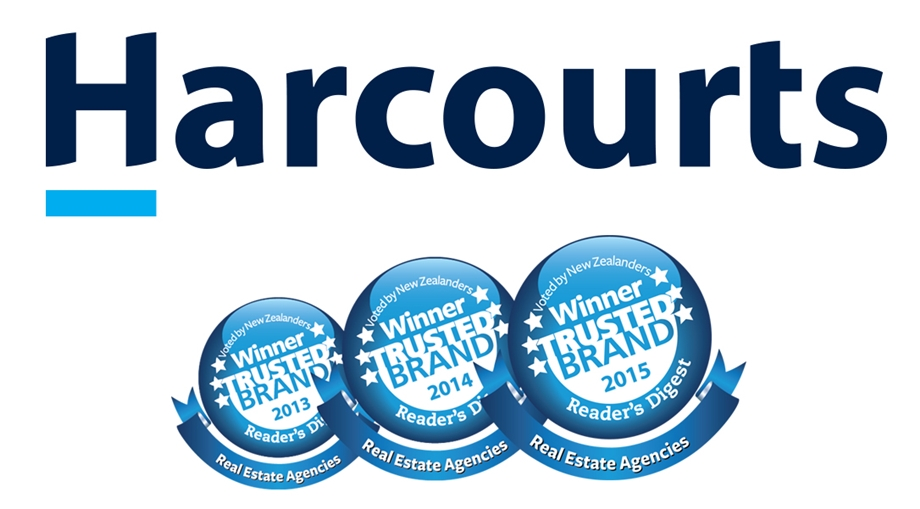Harcourts trusted brand graphic