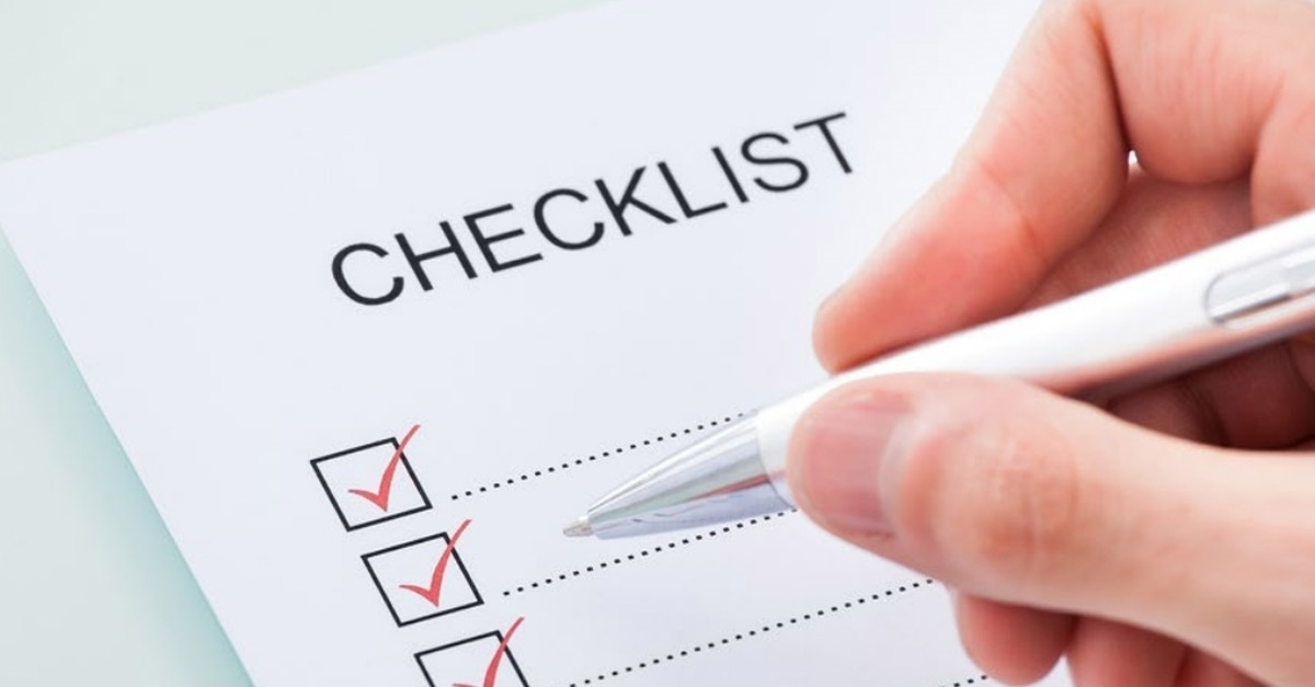 checklist on how to carry out What items on you need on your bug out vehicle checklist carry more supplies a vehicle can carry more supplies and survival tools than a person can lug.