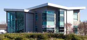 NAI Harcourts building