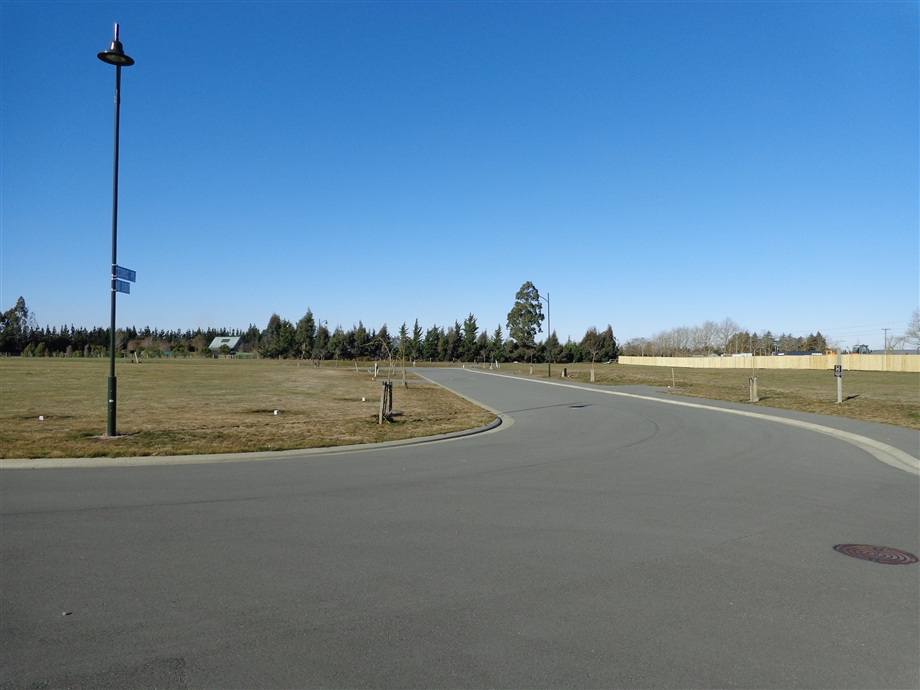 Newbrook subdivision, Darfield