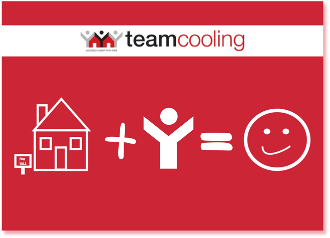 Selling your house call Andy Cooling on 0800 468738