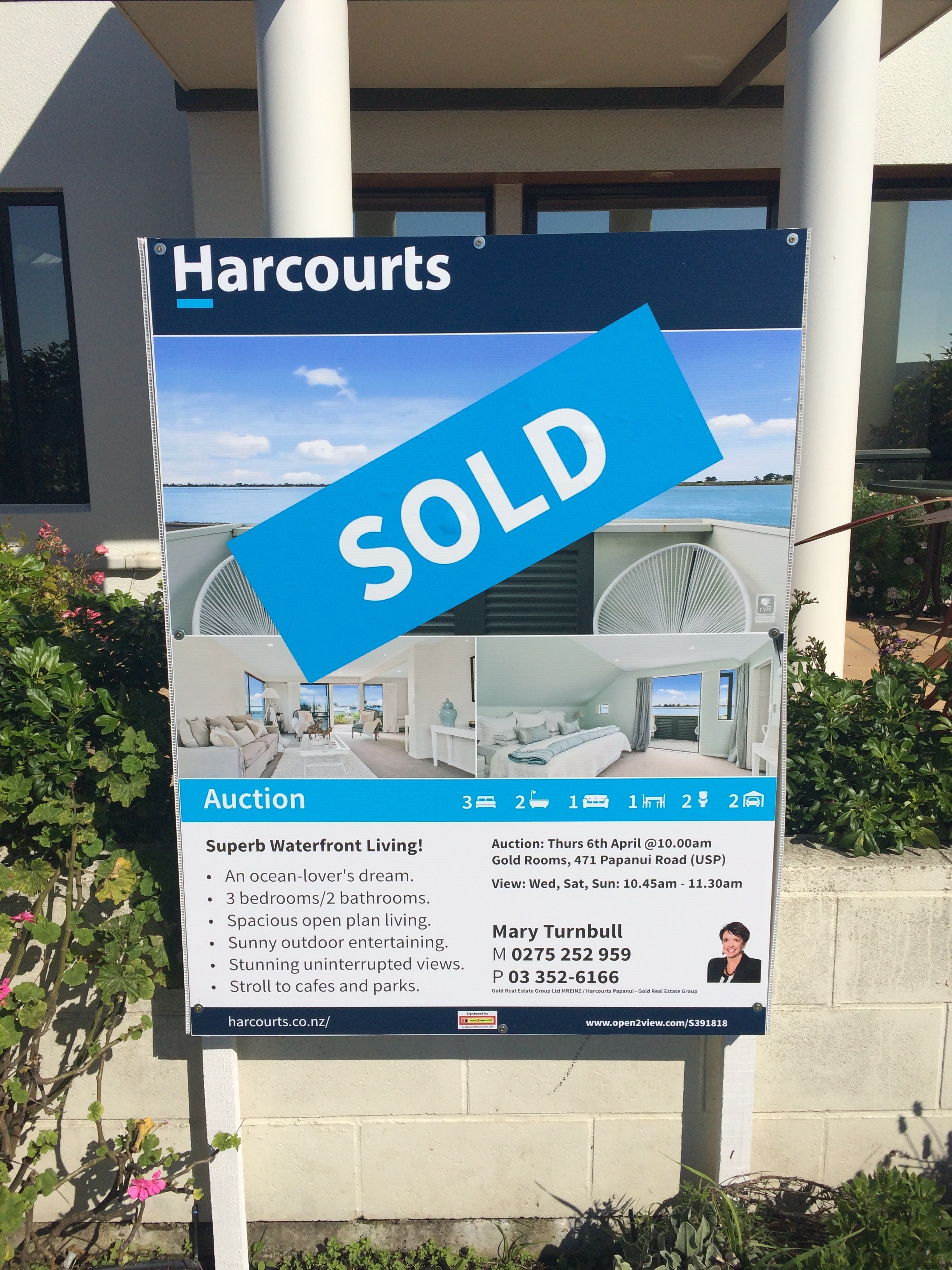 Sold Sign 1