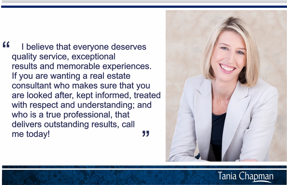 Tania Chapman Real Estate Agent West Auckland