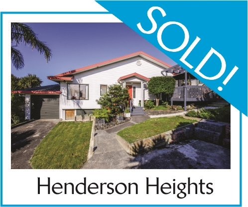 Tania Chapman Real Estate West Auckland Sold