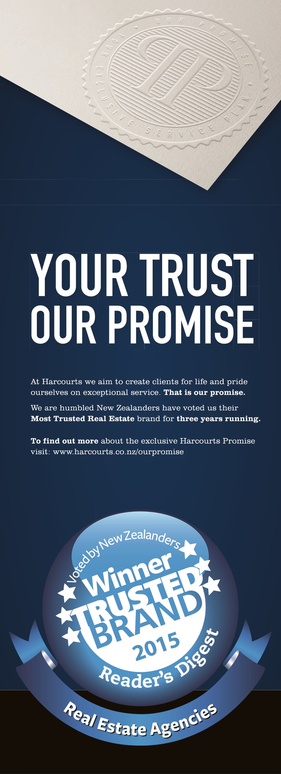Your Trust Our Promise