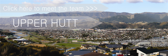 Meet the Upper Hutt team