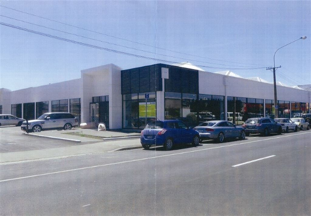 New Retail/Showroom Development - For Lease