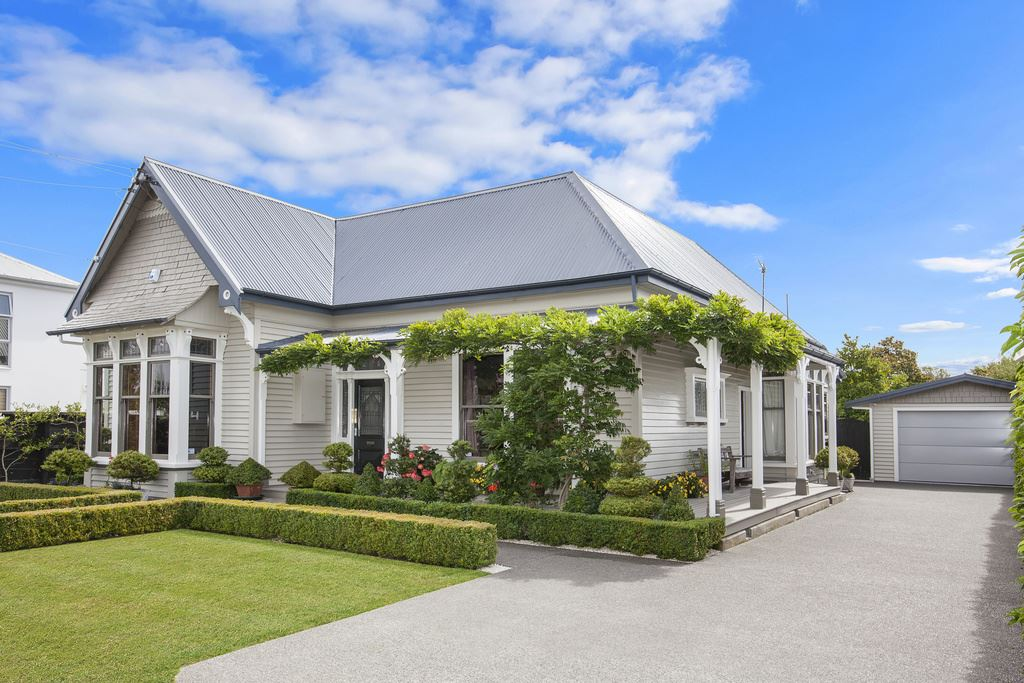 Classic Villa Charm