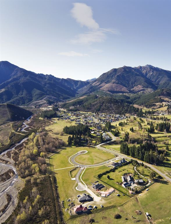 Hanmer Springs Hottest Selling Subdivision