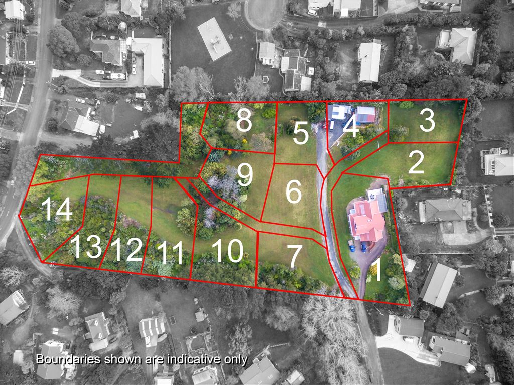 3.4 Acres... Zoned Residential!