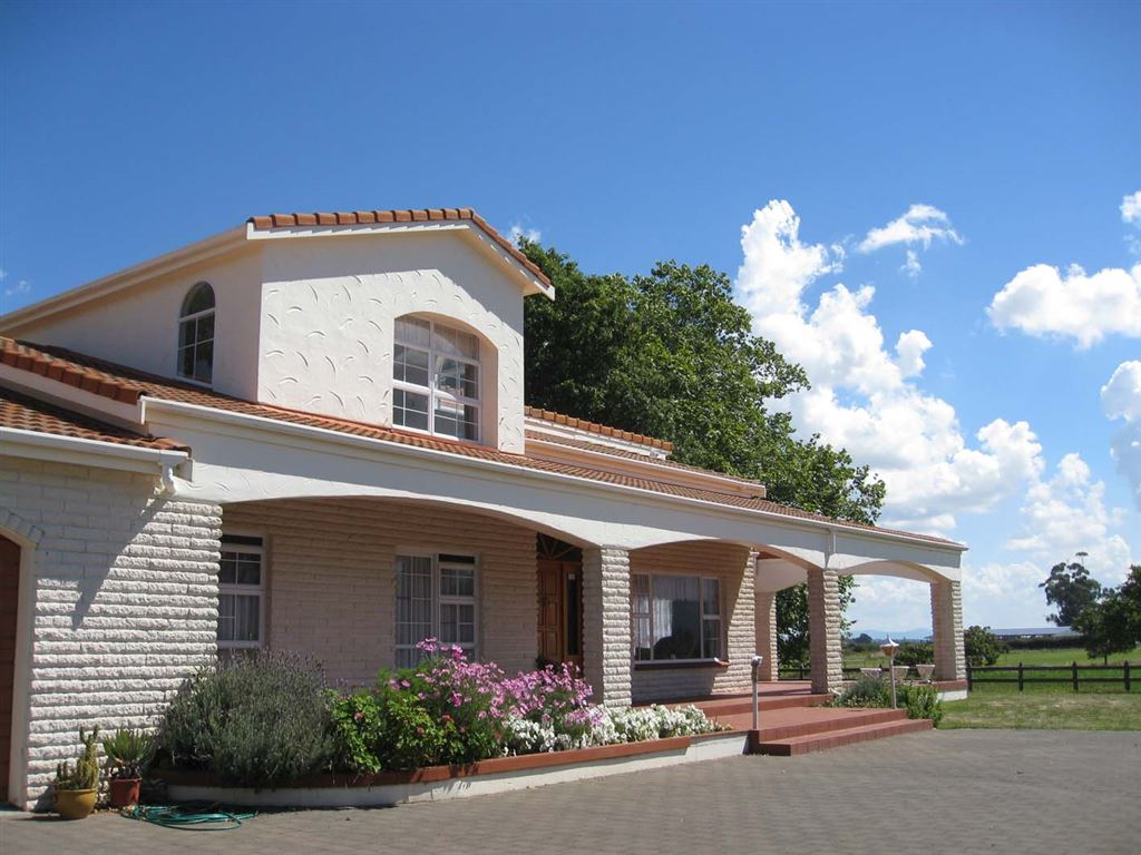 Landmark Country Home