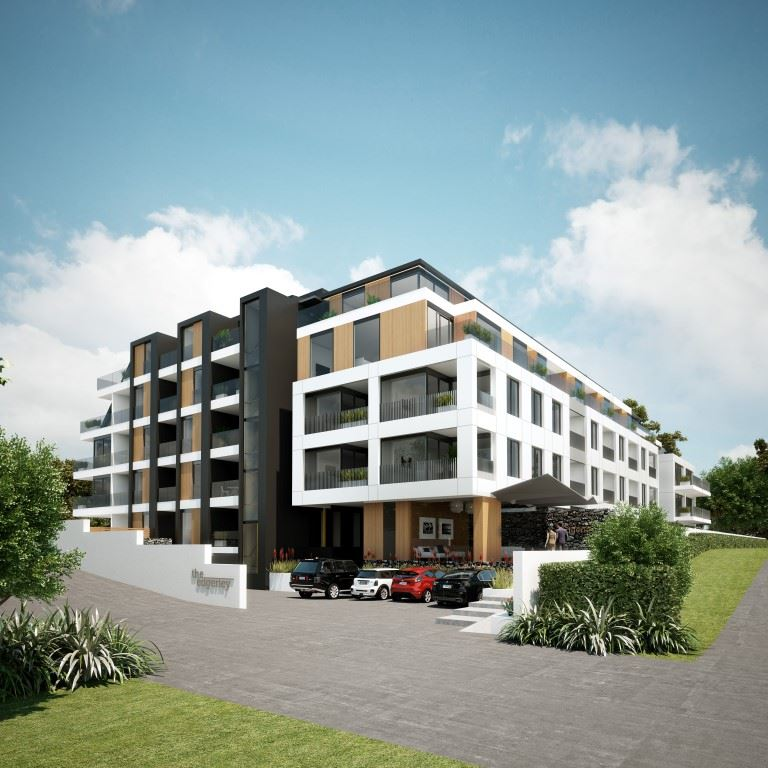 NEW Apartments at 'The Edgerley' in Newmarket
