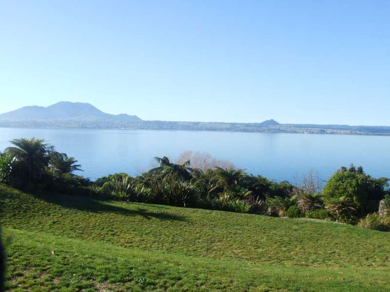 Lake Taupo Waterfront Section - Could You Get Any Closer?
