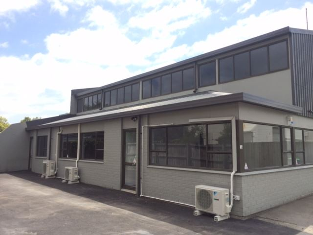 Affordable Riccarton Office Options.