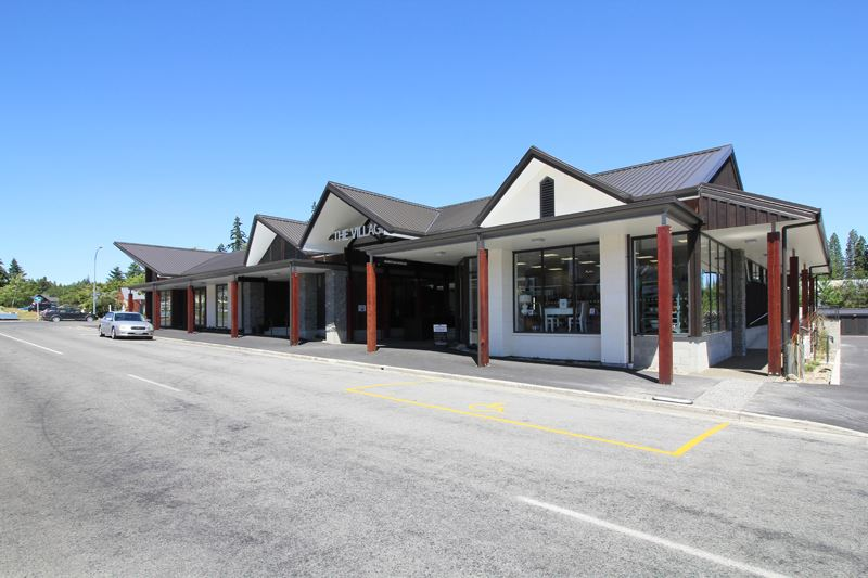 Entry Level - The Village Shopping Centre