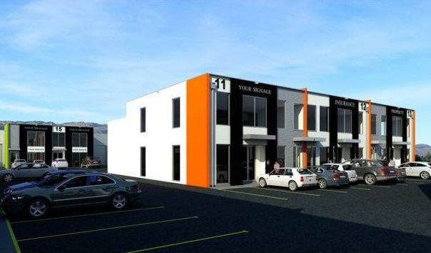 New Office/ Showroom for Lease - Ready For Take Off