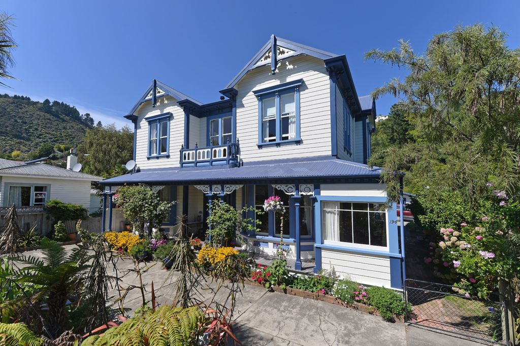 A Magnificent Heritage Property In Central Nelson