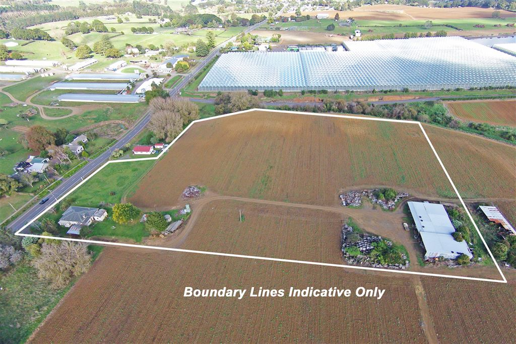 Lifestyle or Greenhouse Development Potential