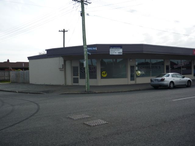 Suburban Corner Shop - For Lease