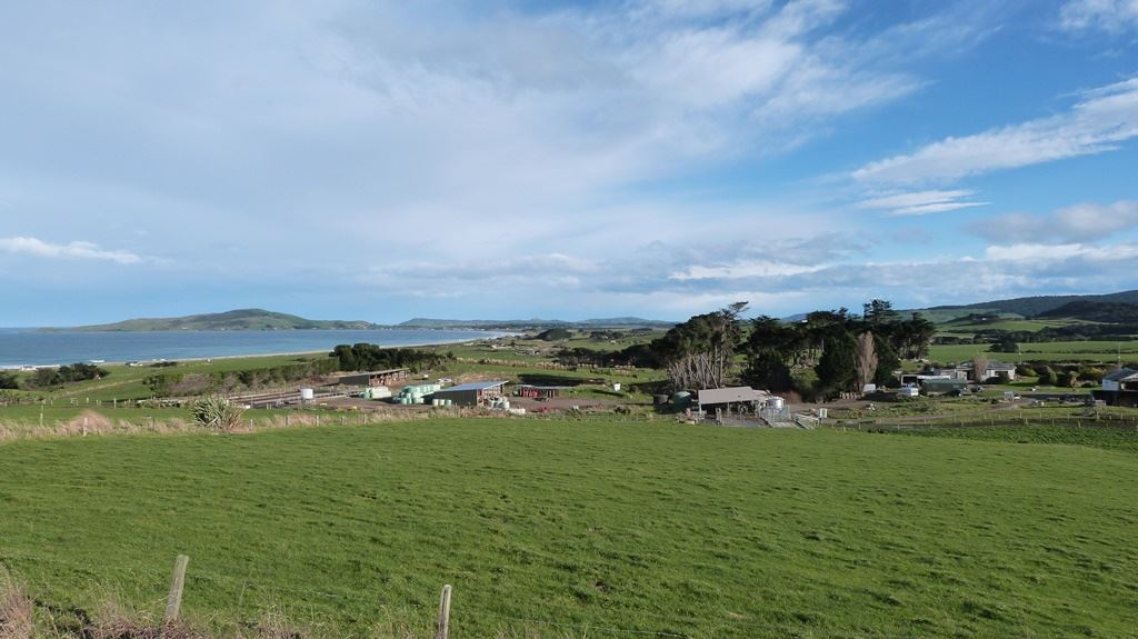 Dairy Farm with Ocean Views and Beach Front