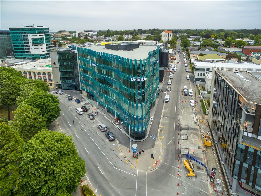 Toby nicholls commercial leasing sales for 151 cambridge terrace christchurch