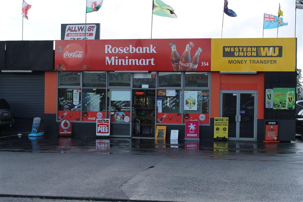 Rosebank Mini Mart.