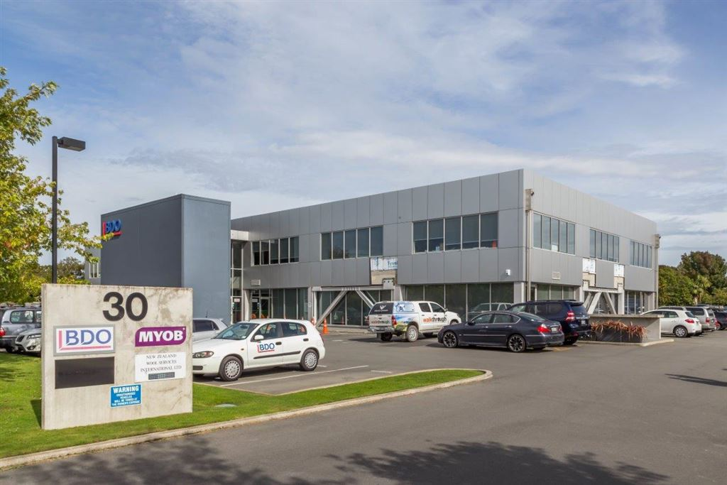 Toby nicholls commercial leasing investment for 151 cambridge terrace christchurch