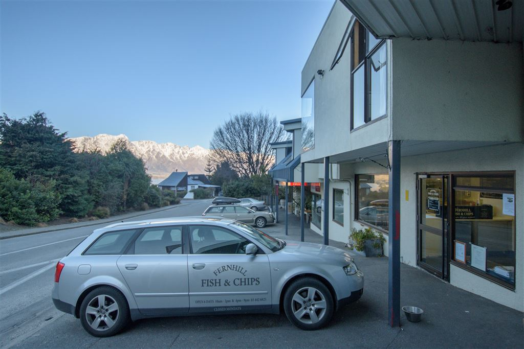 Work; Live and Play in Queenstown