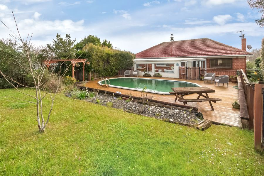 Solid Family Home with Potential on 1012sqm