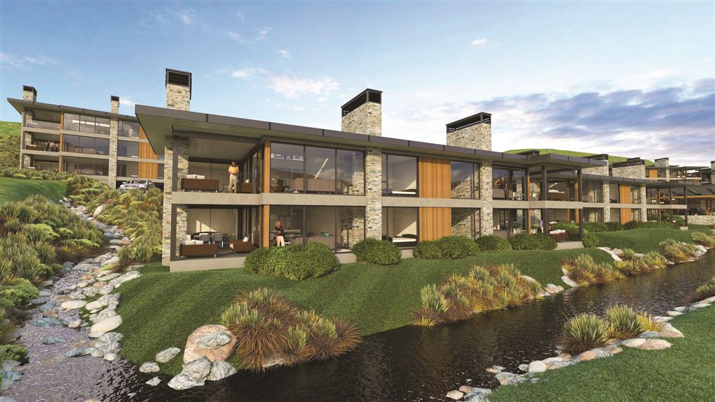 Luxury Lakefront Apartment - To Be Constructed!