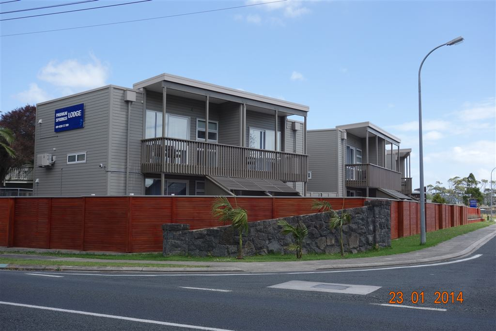 2 Motels in Parakai Auckland Plus Residential Land for Sale