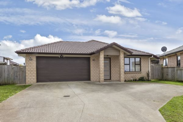 Attractive, Affordable Family Home