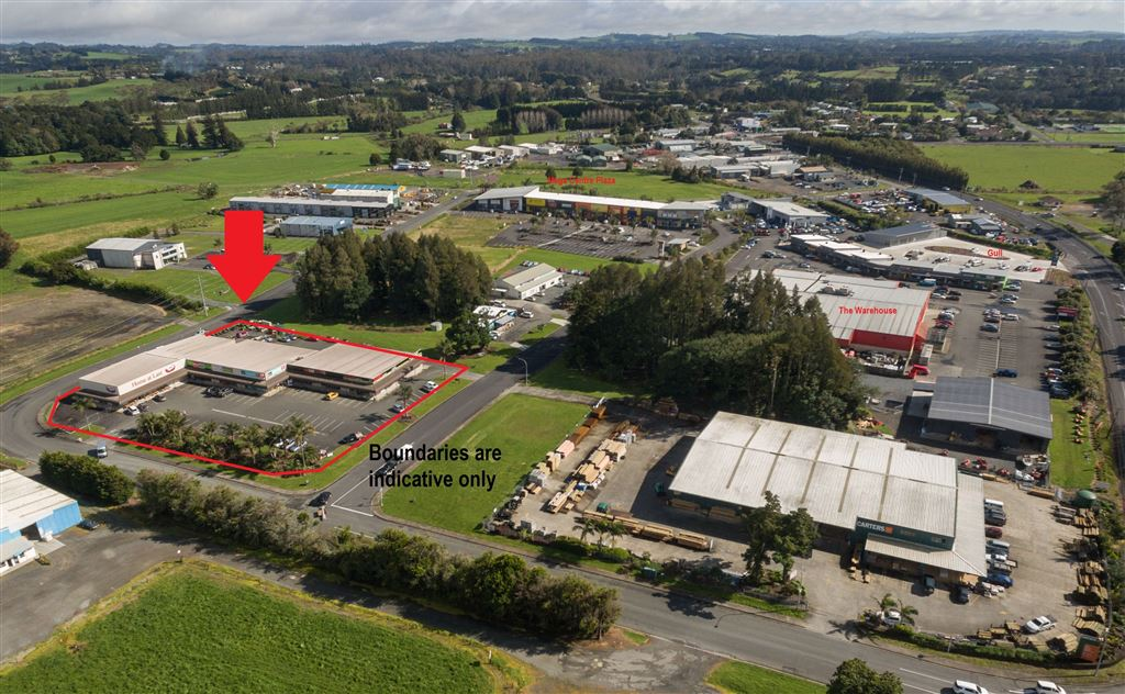 Multi tenancy, Strong Tenants, Commercial Investment