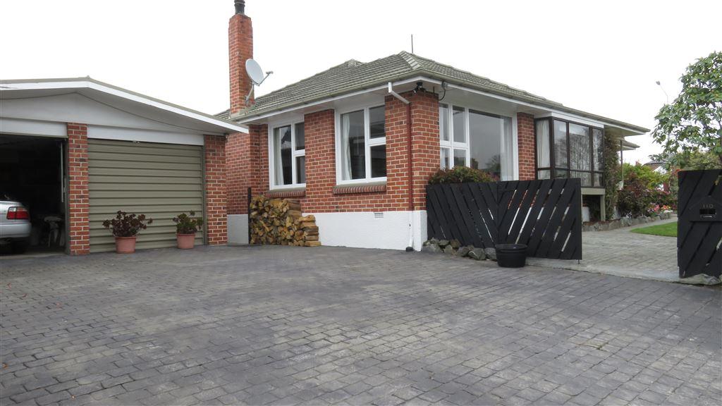 Highfield Brick Home