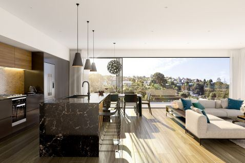 Exceptional Freehold Apartments