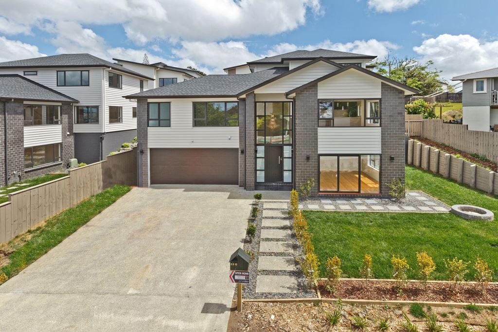 Brand New modern family home