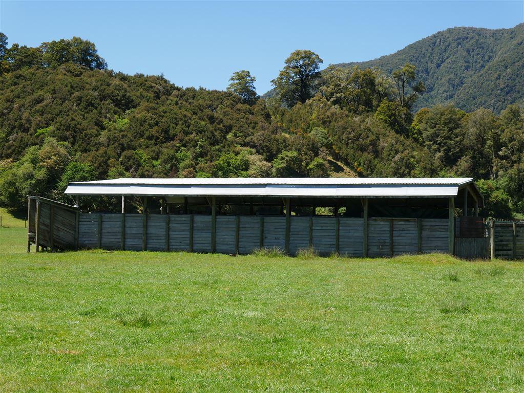 Deer shed on home farm