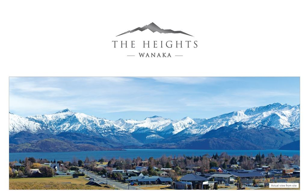 New Release Of Premiere Wanaka Sections