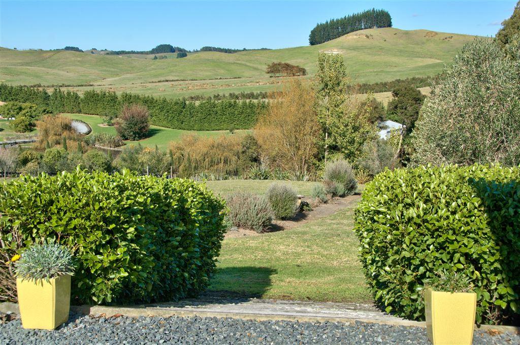 Rural vista views