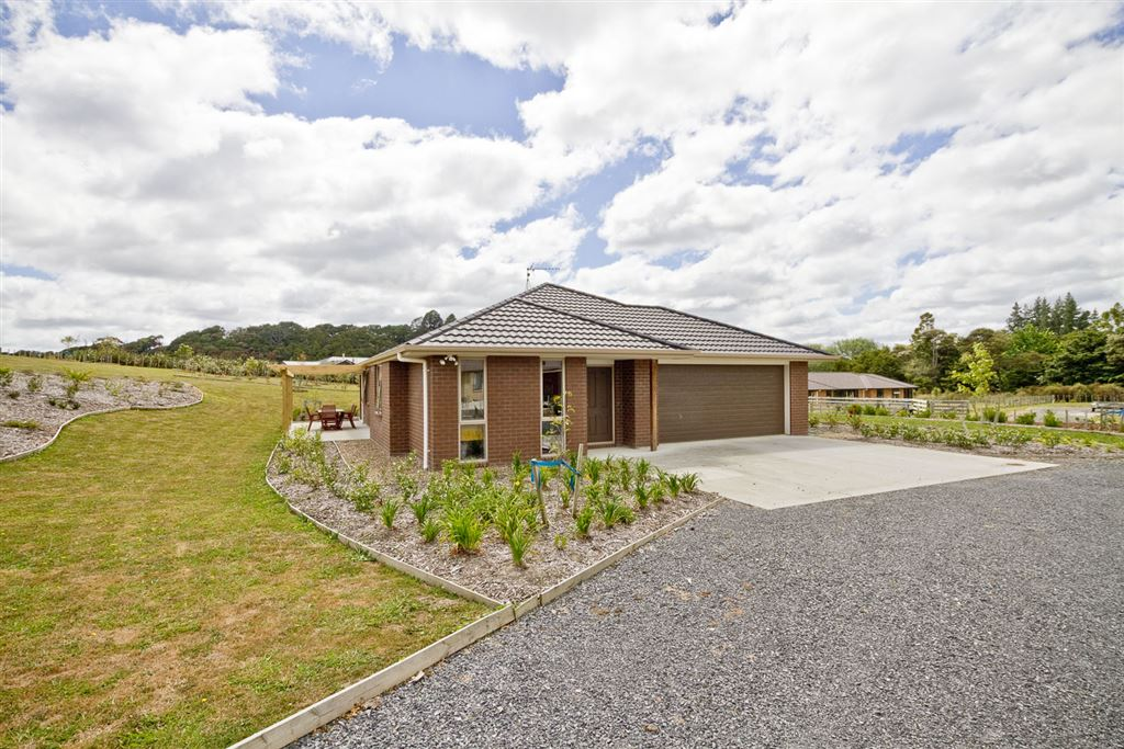 Countryside Living With One Acre