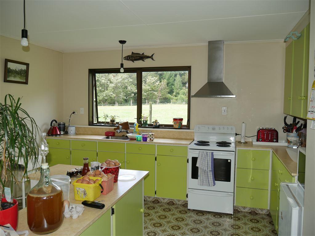 Second dwelling kitchen