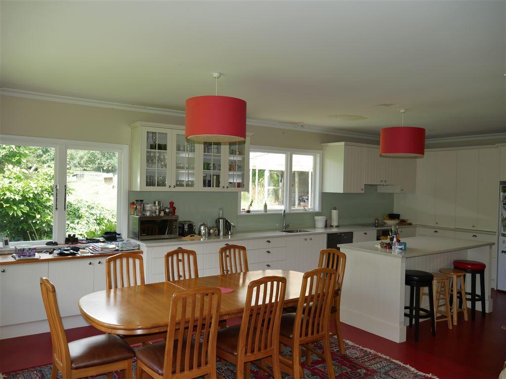 Main dwelling kitchen/dining