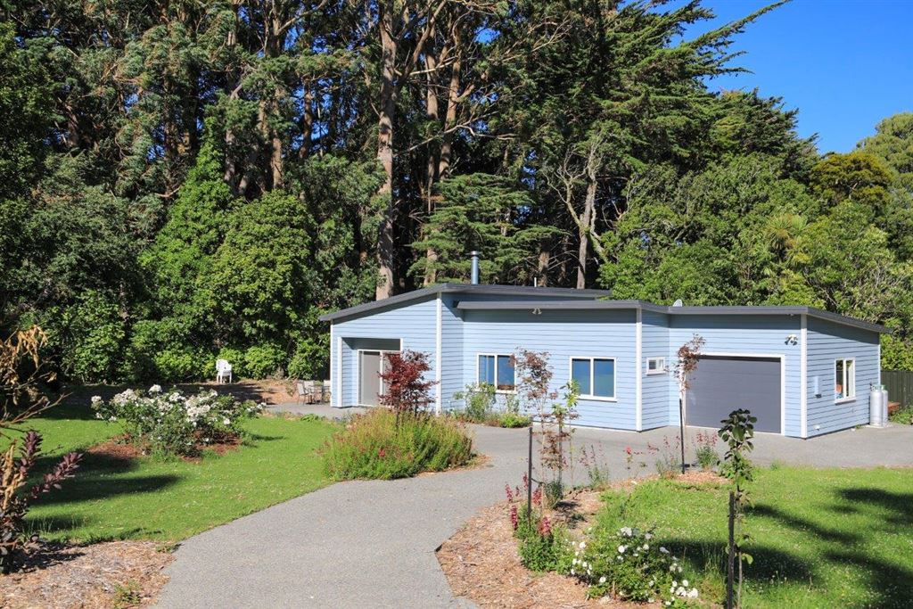Peace and Tranquility at Kereru Grove
