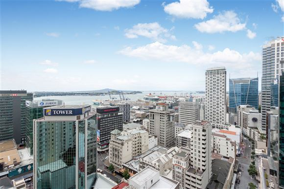 World Class Penthouse in Auckland CBD