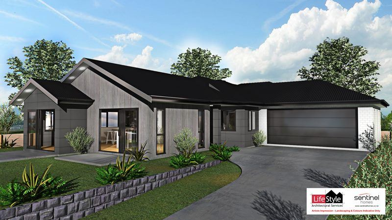 Lot 5 The Rise, Adrmore
