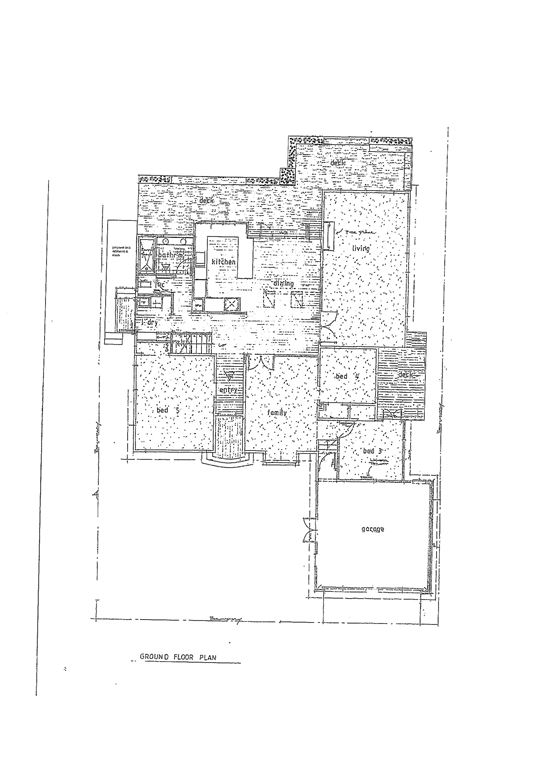 Ground Floor Plan 1 Maleme Ave