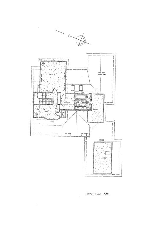 Upper Floor Plan 1 Maleme Ave